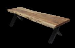 Esstisch SoHo - 180 cm - Akazie / Eisen