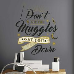 Harry Potter Muggles Quote