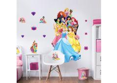 XL Wandaufkleber Disney Prinzessin
