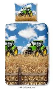 Bettwäsche Farmer Multi 140x220