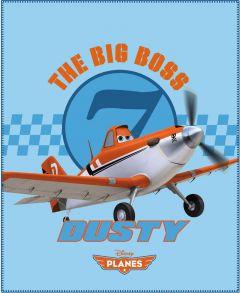 Kuscheldecke Planes Dusty
