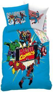 Bettwäsche Avengers Action
