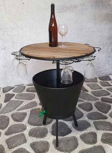 Provence icebucket table