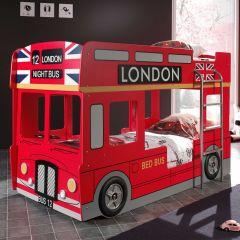 Etagenbett London Bus