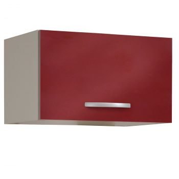 Hängeschrank Löffel 35 cm - glänzend rot
