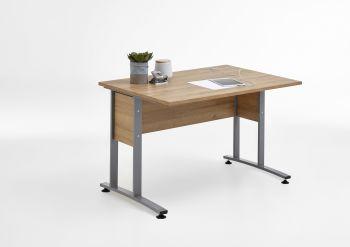 Schreibtisch Gabi 120 cm - alte Eiche