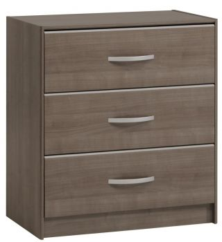 EVO 2 COMMODE 3T NOYER SILVER
