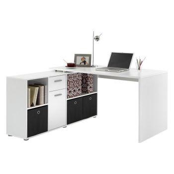 Schreibtisch Lex - weiß