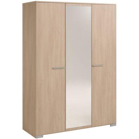 Kleiderschrank Ekko 3 Türen