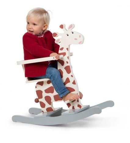 Schaukel Giraffe + Klammer