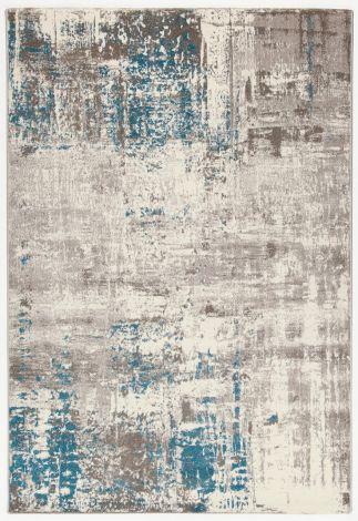 Teppich Soho Stone 290x200 Teens Blau