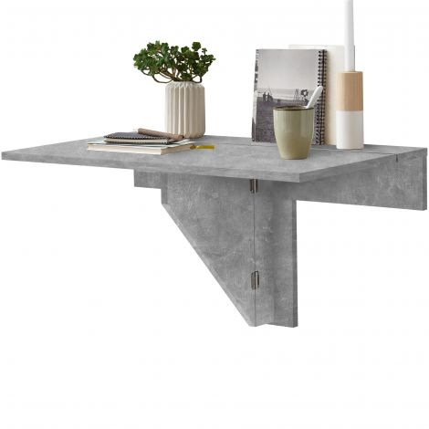 Wandregal/Tisch Arnaud - Beton
