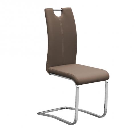 Satz von 2 Stühlen Sofia - braun