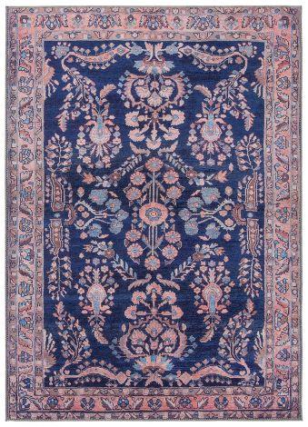 Teppich Oasis F 170x115 Blau