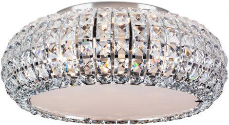 Deckenleuchte Crystal Science Ø40cm - 6x42w G9