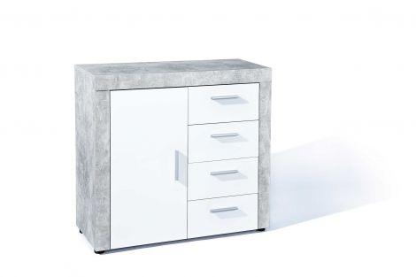 Sideboard Beton 1-türig