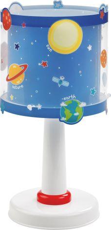 Tischlampe Planeten