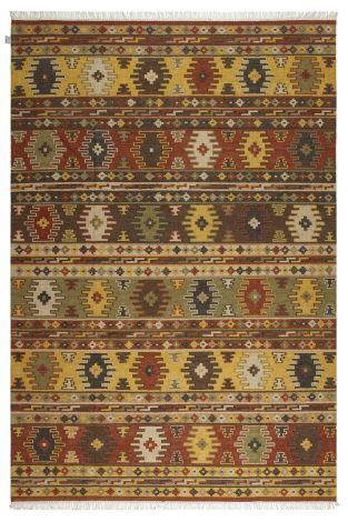Teppich Kilim Sivas 2 300x250 traditionell gewebt - Multicolour