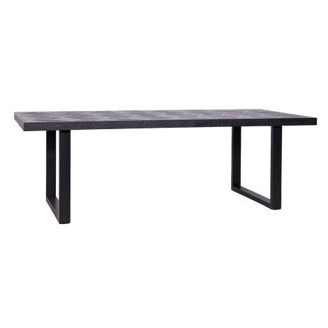 Esstisch Blax 230x100 - schwarz