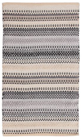 Teppich Senegal 100x60 - Grau