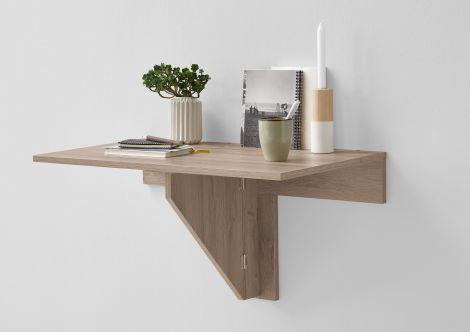 Wandregal/Tisch Arnaud - Eiche