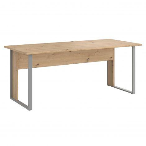Schreibtisch The Office 180 cm - Eiche