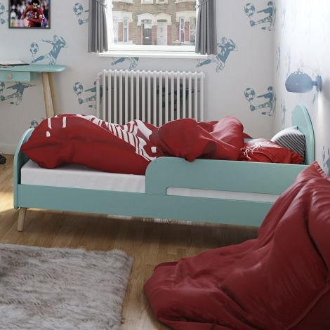 Toddler bed GAIA - Toddler Bed 70 x 140 cm - COOL MINT
