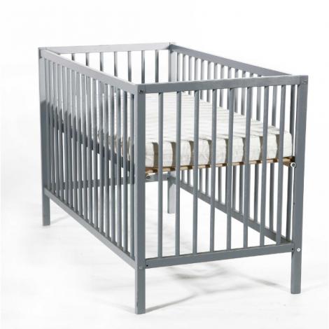 Kinderbett Proust 60x120 - grau