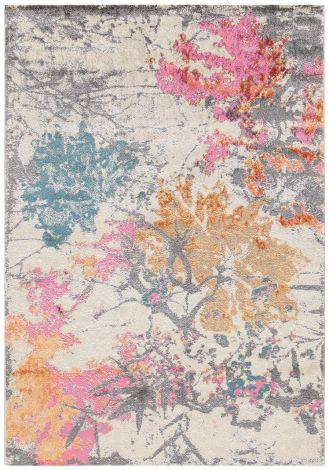Teppich Giorgia Woods 190x133 Frisch - Multicolour