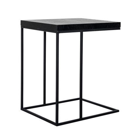 Laptop-Tisch Oakura 55x45cm - schwarz