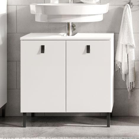 Waschbeckenschrank Tucker 60cm - weiß