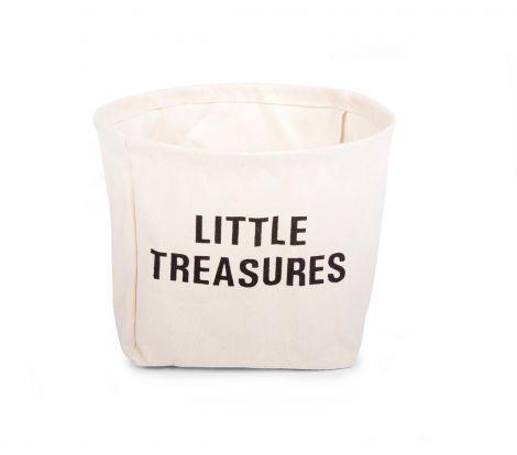 Korb aus Stoff Little Treasures