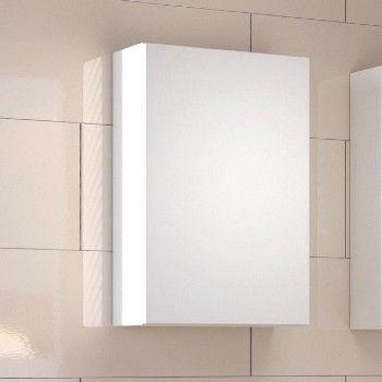 Hängeschrank Brama/Kornel/Pisca 40cm 1 Tür - weiß