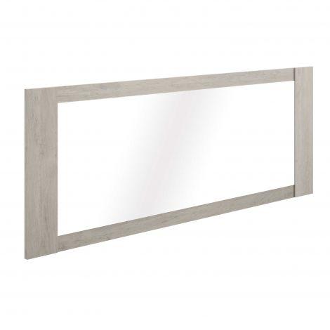 BOSTON - Miroir Chêne gris clair