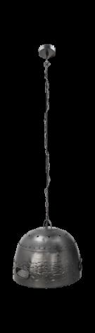 Hängelampe Schraube - ø40 cm - grau