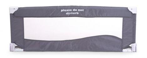 Bettgitter 'do not disturb' - grau