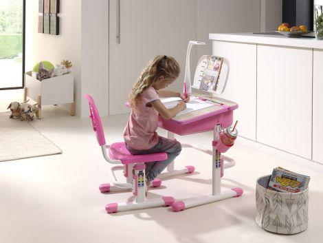 Schreibtisch Comfortline 301 - rosa