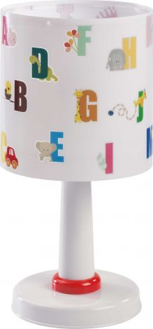 Tischlampe ABC