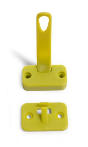 Schubladenverschluss 3 Stück - Limette