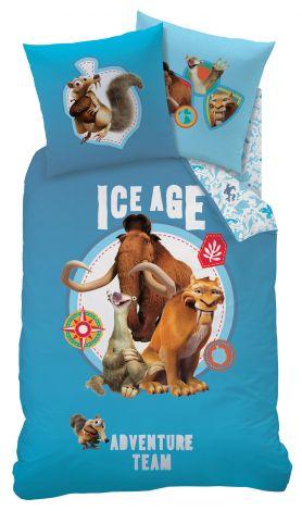 Bettwäsche Ice Age Adventure