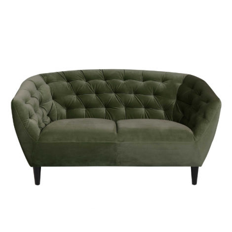 2-Sitzer Sofa Isiah 150cm - grün