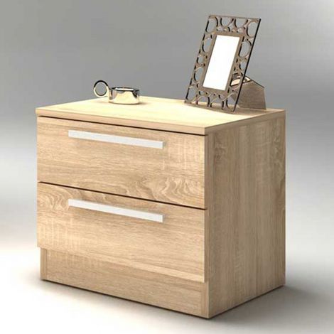 Nightstand 2 drawers