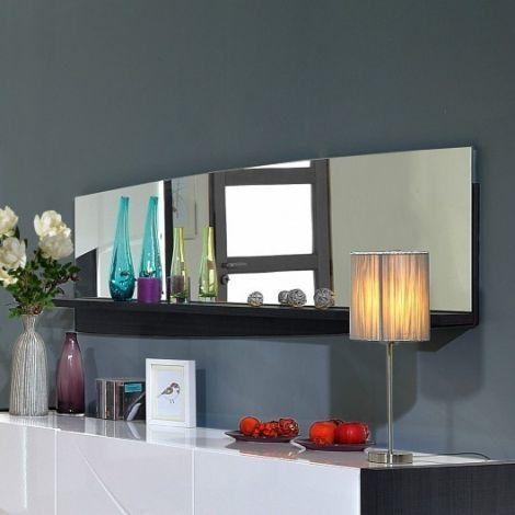 Spiegel Eloa 159cm mit Ablage