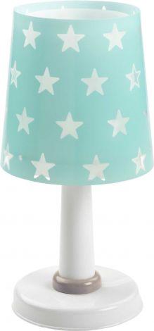 Tischlampe Stars - grün