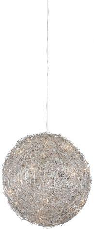 Hängelampe Wire Big Ball Ø100cm - 20x10w G4