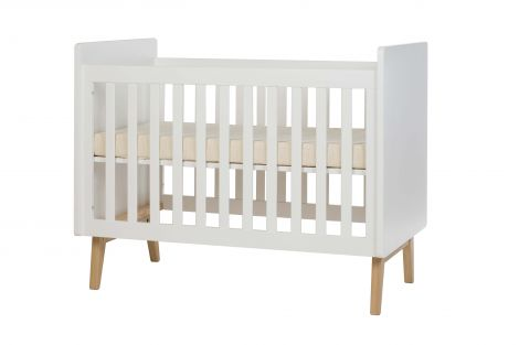 Babybett Pure 60x120 - weiß