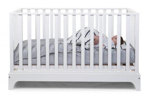Babybettchen Jules - weiß
