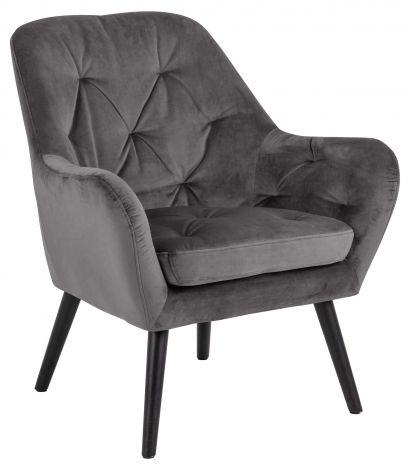 Astro resting chair - black, dark grey