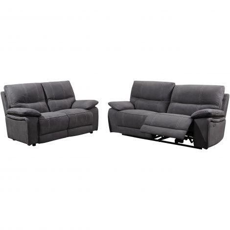 Sofa Esra mit Stoffbezug