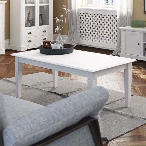 Coffe table VENICE 477 - Coffee table - EXTRA WHITE